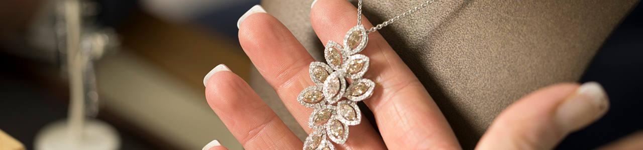 Bespoke Necklaces Designed in Sussex