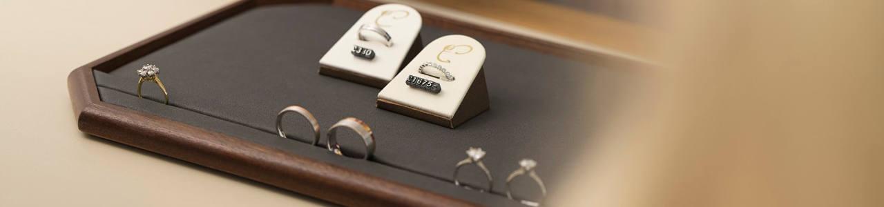 Bespoke Wedding Rings Designed in Sussex