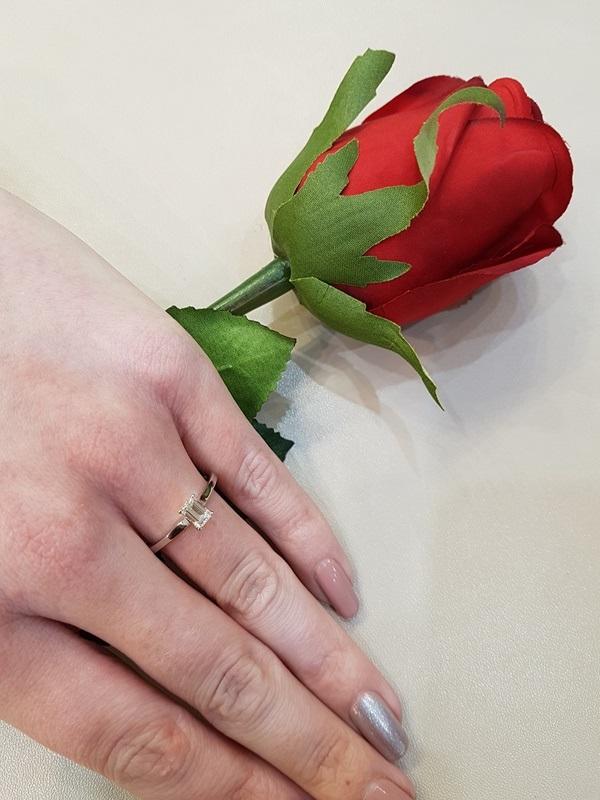 clark collection diamond ring