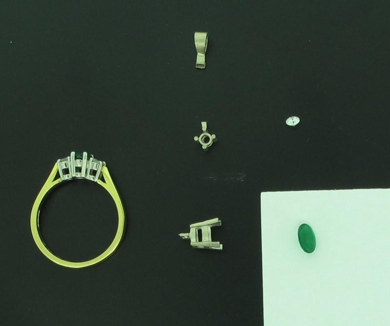pendant components