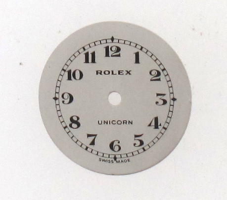 restored rolex dial