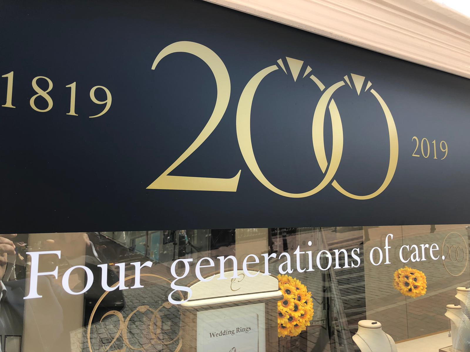 200 years in lewes