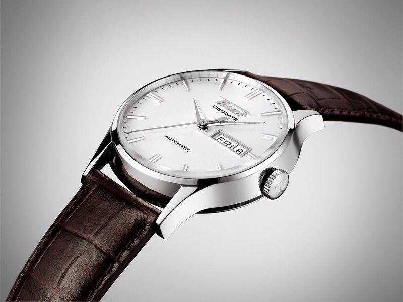 Tissot Heritage Visodate watch