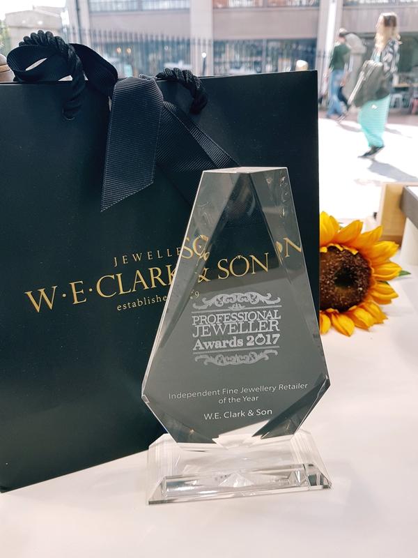 Independent Fine Jewellery Retailer Award