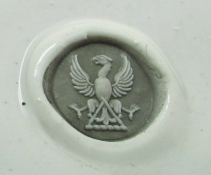 seal stamp from a signet ring