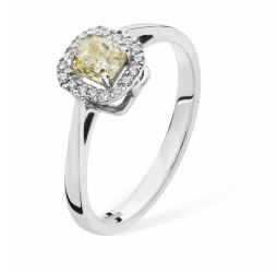 Clark collection diamond ring