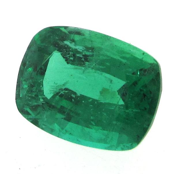 A Fine Zambian Emerald
