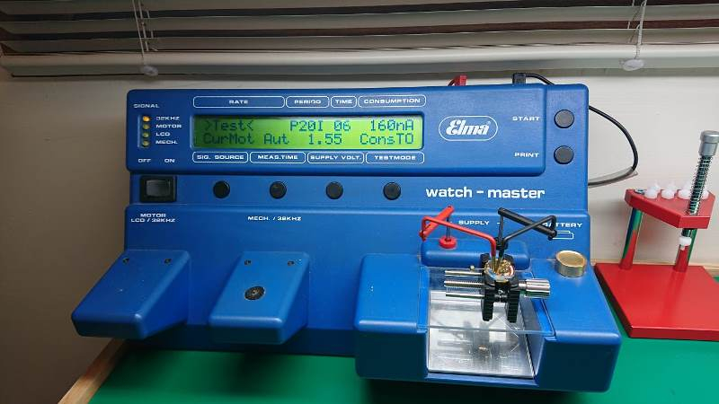 Elma Watch-Master