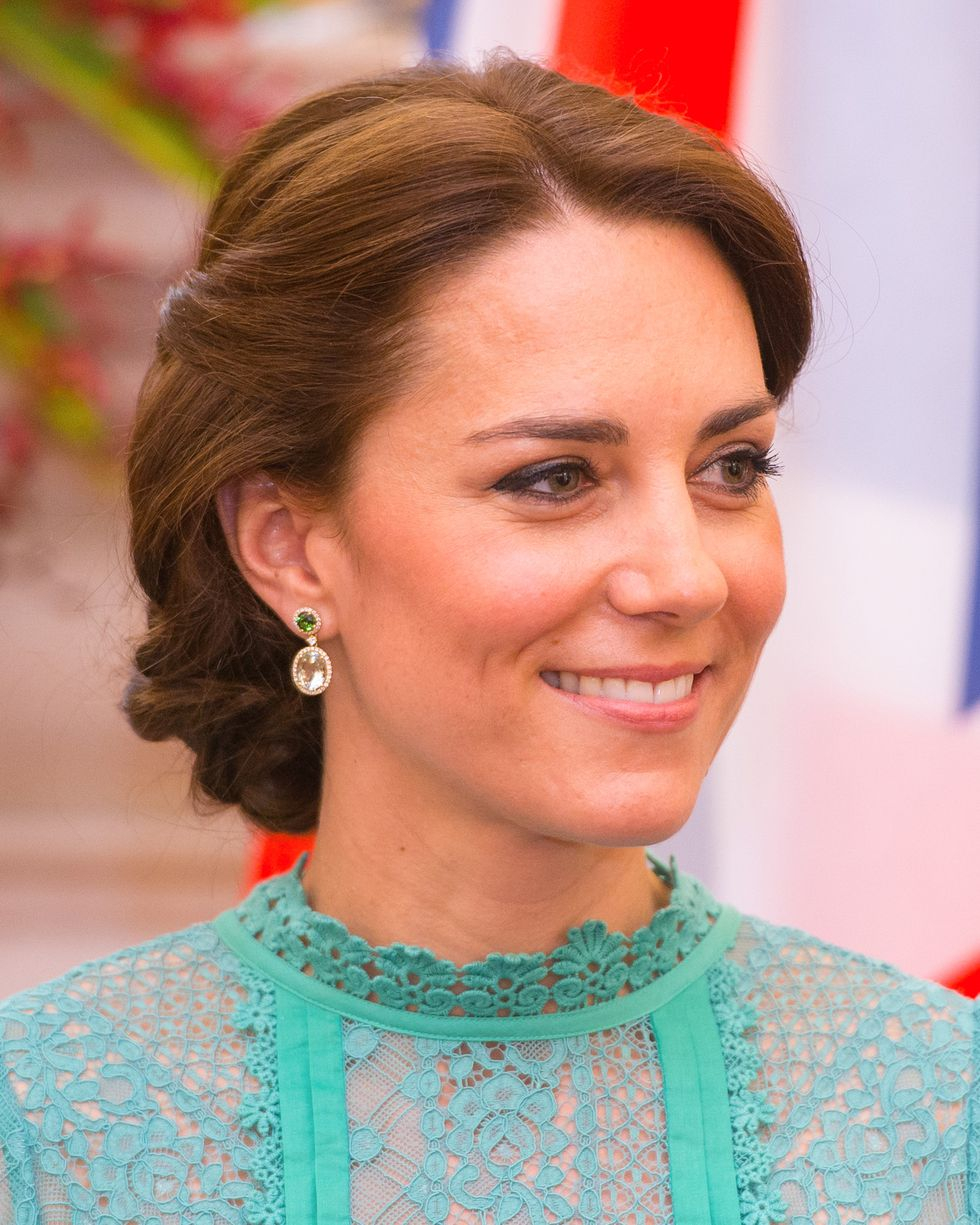 Kate Middleton push present earrings