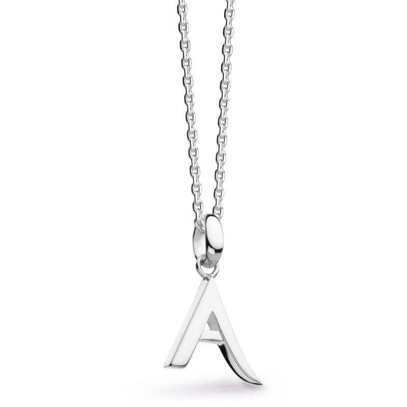 Kit Heath A Initial necklace