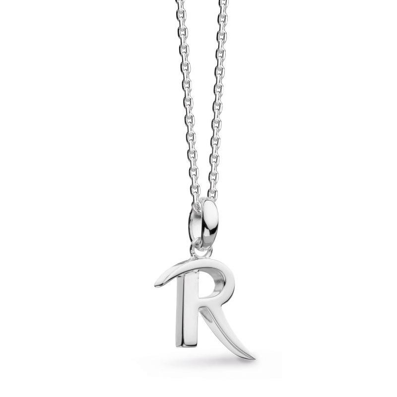 Kit Heath initial necklace