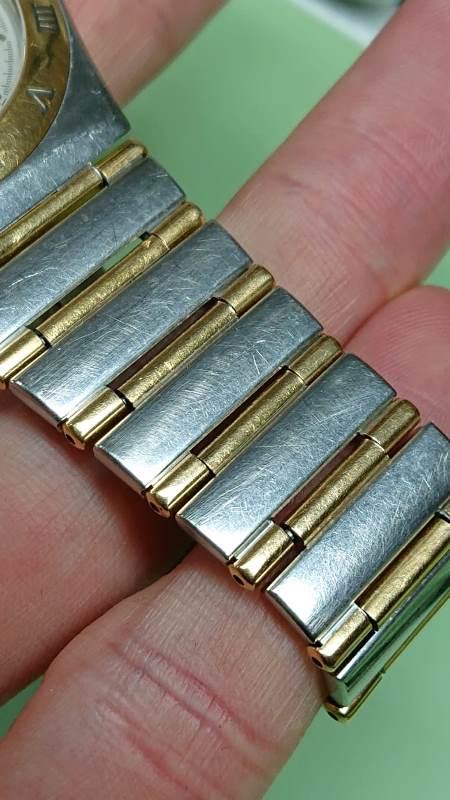 omega watch bracelet