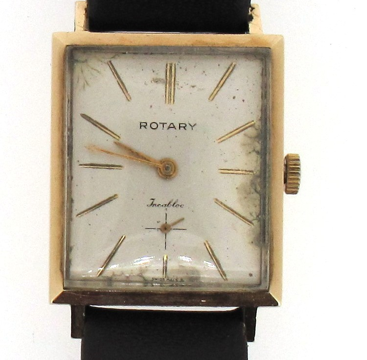 Rotary Watch Before